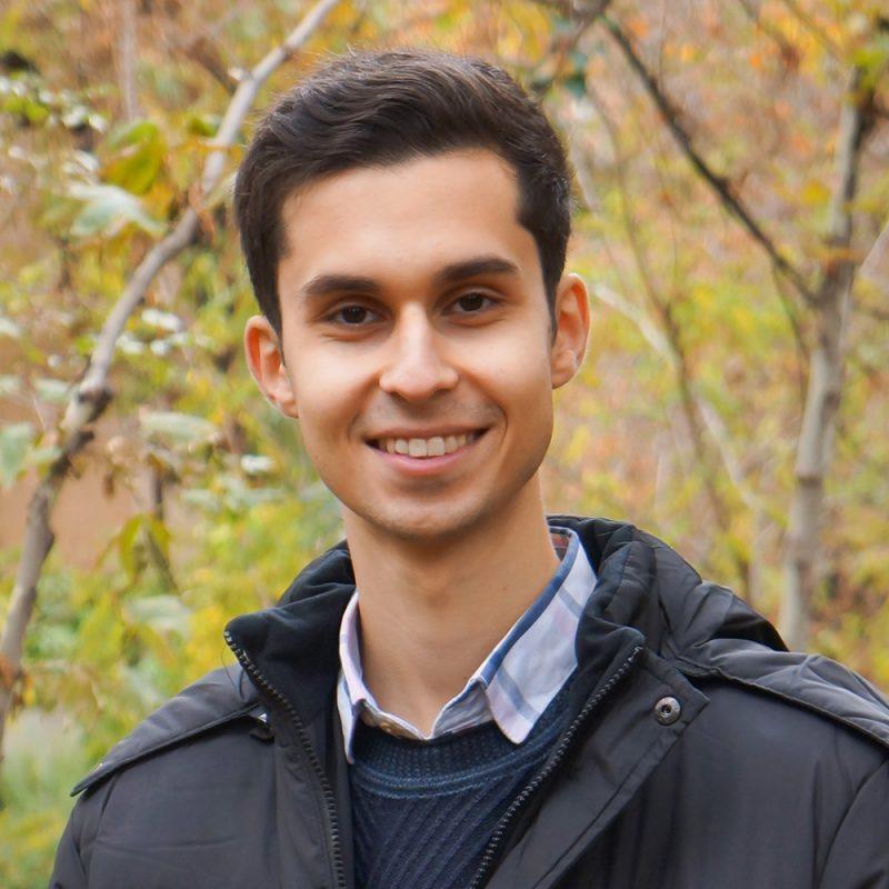 امیرحسین بحرینی نژاد - مدیر تحقیق و توسعه